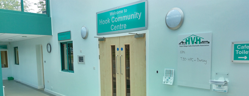 Hook Community Centre